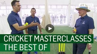 2017/18 Ashes | The Best of BT Sport's Cricket Masterclasses thumbnail