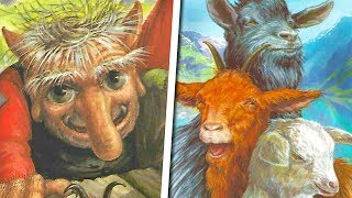 The Messed Up Origins of The Three Billy Goats Gruff | Fables Explained - Jon Solo