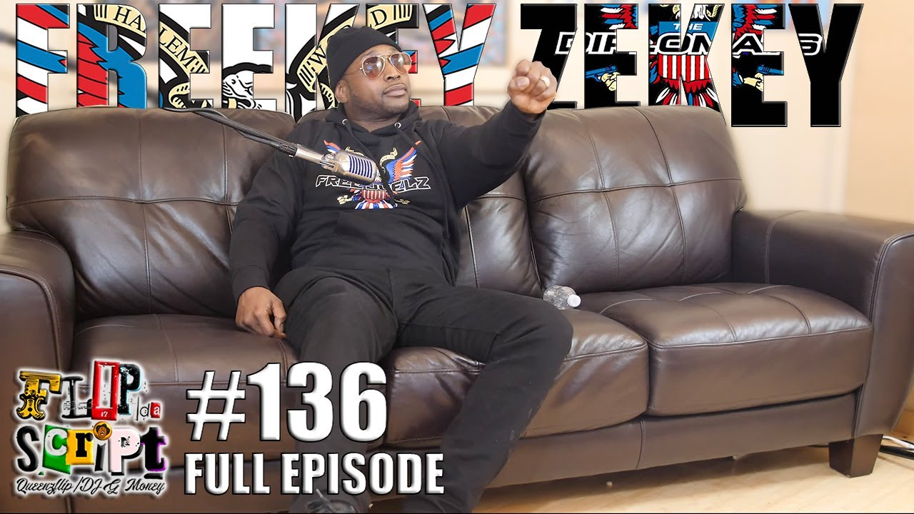 F.D.S #136 - FREEKEY ZEKEY - ANIMATED INTERVIEW - THE INCIDENT & HOW DIPSET STARTED - FULL EPISO