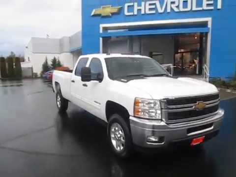 Chevrolet Silverado 3500hd Seattle >> Sold 2014 Chevrolet Silverado 3500hd Crew Cab Standard Bed Lt 4wd