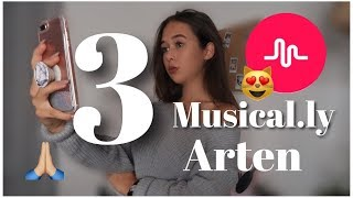 3 MUSICAL.LY ARTEN TUTORIAL // Laura Sophie