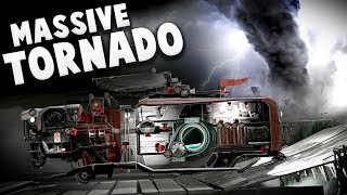 FAR: Lone Sails - Massive Tornado! Vessel Upgrades & Radio Contact? - FAR Lone Sails Gameplay Mp3