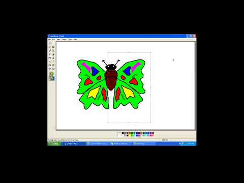 How to draw a butterfly step by step tutorial by vijayradhik1 youtube