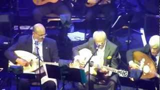 Concert El Gusto - Je suis un pied noir par Luc Cherki - Paris Grand Rex - 10 janvier 2012