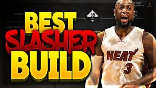 BEST SLASHER BUILD IN NBA 2K17 *AFTER PATCH 5* | CAN SHOOT & DUNK | #DEMIGOD