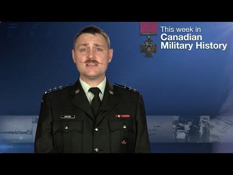 This Week in Canadian Military History: Feb 7-13 2016