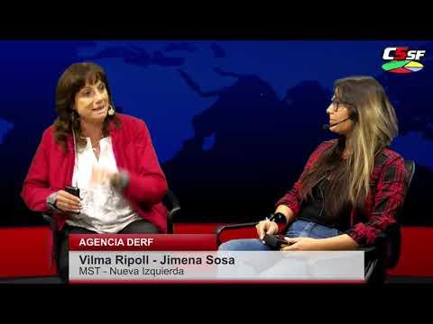 Jimena Sosa: Somos una fuerza joven, feminista y de izquierda