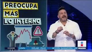 David Páramo rechaza encuesta de Bank of America sobre economía | Noticias con Ciro Gómez Leyva