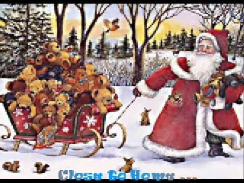 Christmas Santa Claus Picture Slideshow - YouTube