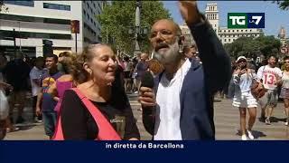 'Alle Ramblas c'è sempre vita... non c'è morte!': la testimonianza di Emanuela, italiana in ...