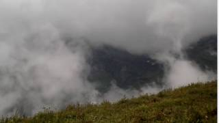 Экскурсия в Долину семи озер, альпийские луга. 2015 г. Видео 29