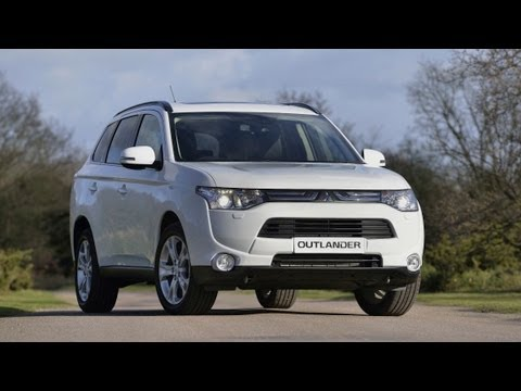 Mitsubishi Outlander road test review
