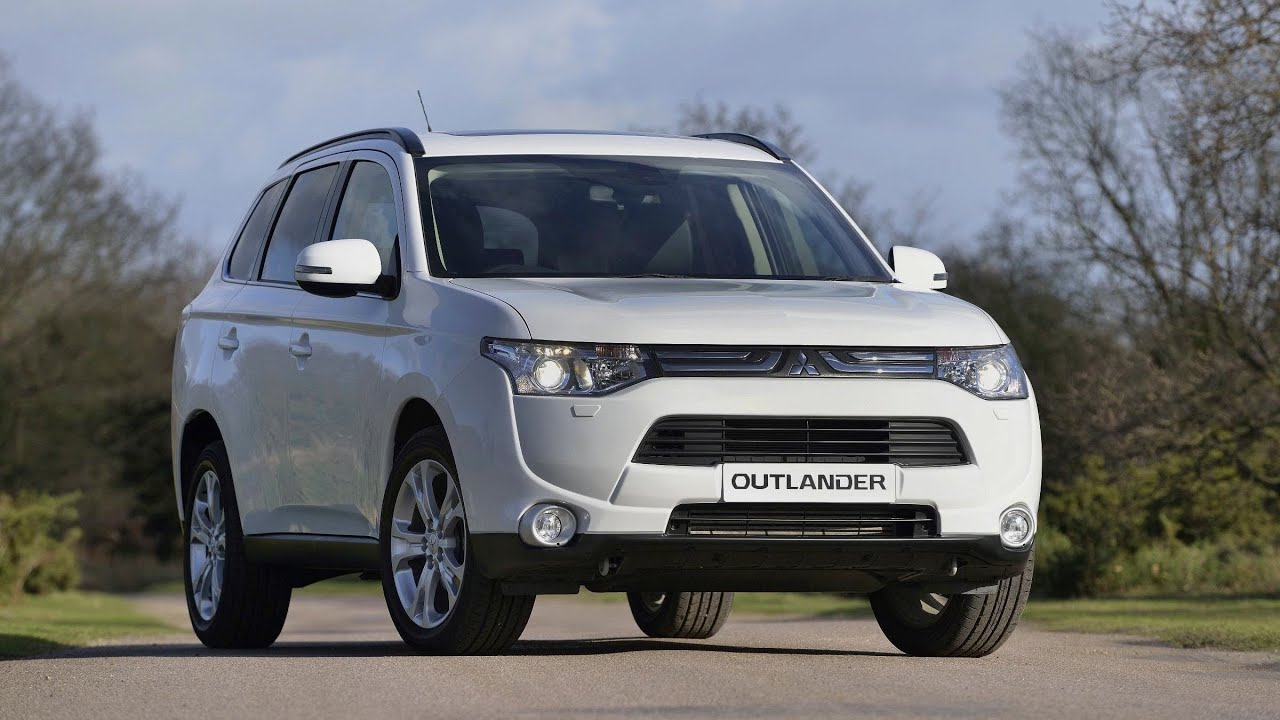 mitsubishi outlander road test review youtube