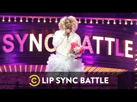 Lip Sync Battle - Deion Sanders