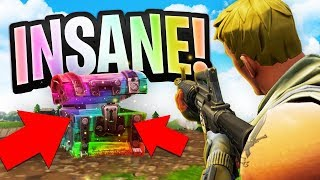 INSANE ONE CHEST CHALLENGE In Fortnite: Battle Royale!