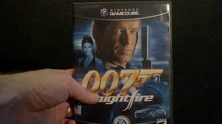 James Bond 007: Nightfire (Nintendo Gamecube) James & Mike Mondays