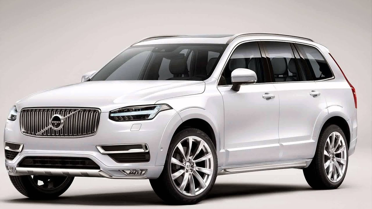 2015 model volvo xc90 supercharged v8 youtube. Black Bedroom Furniture Sets. Home Design Ideas