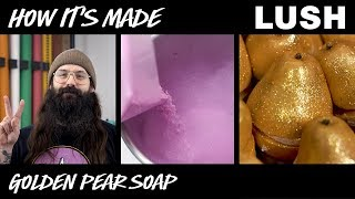 How It's Made: Golden Pear Soap