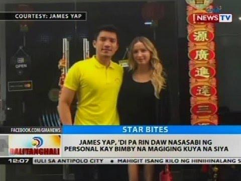 James Yap, hands on daw sa pag-aalaga ng kanyang girlfriend ng 5 months nang buntis