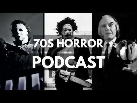 70s Horror Movies - Pop Culture Philosophers Podcast #28