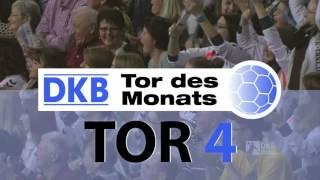 DKB Tor des Monats September: alle Tore im Überblick