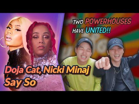 K-pop Artist Reaction Doja Cat - Say So ft Nicki Minaj