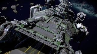 "Star Citizen | ""Squadron 42"" Cinematic Debut (Wing Commander 2014) [EN] 