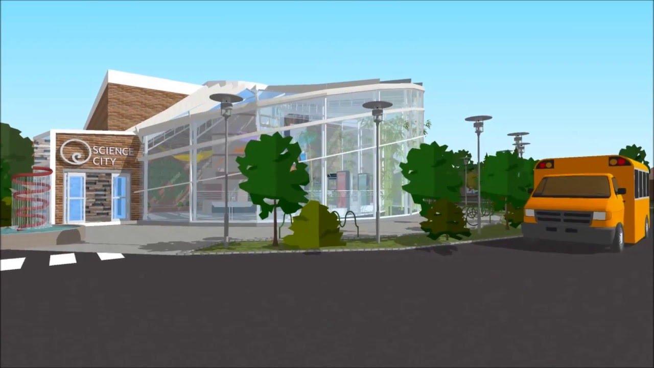 Charmant Science City   St Clair College Interior Design/Graphic Design   Ferlenn  Duenas; Meg Wilkinson