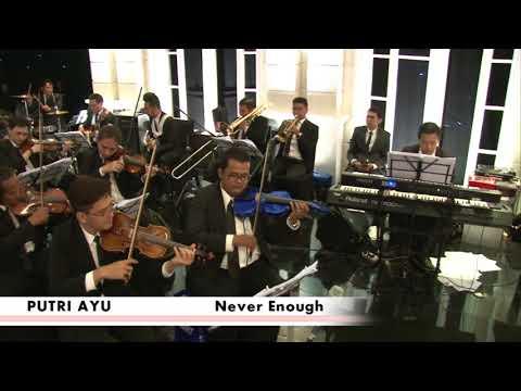 Never Enough  By Putri Ayu (COVER)