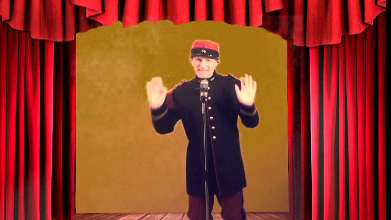 Je n 39 suis pas bien portant alain shava youtube - Gaston ouvrard je ne suis pas bien portant ...