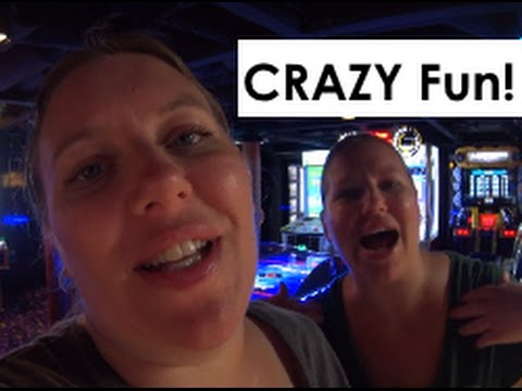 There's So Much To Do on the Norwegian Escape Cruise Ship!  Vlog [ep10]