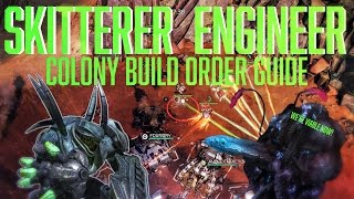 Halo Wars 2: Skitterer & Engineer - Colony DLC Build Order Guide