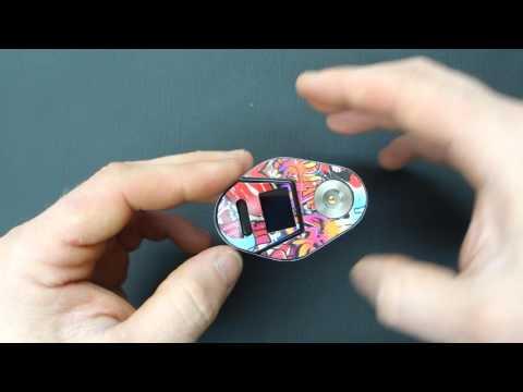 Smok GX350 wrap application video from Zapwrapz (not a review)