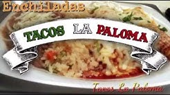Tacos La Paloma Mexican Restaurant Food Anoka MN 55303