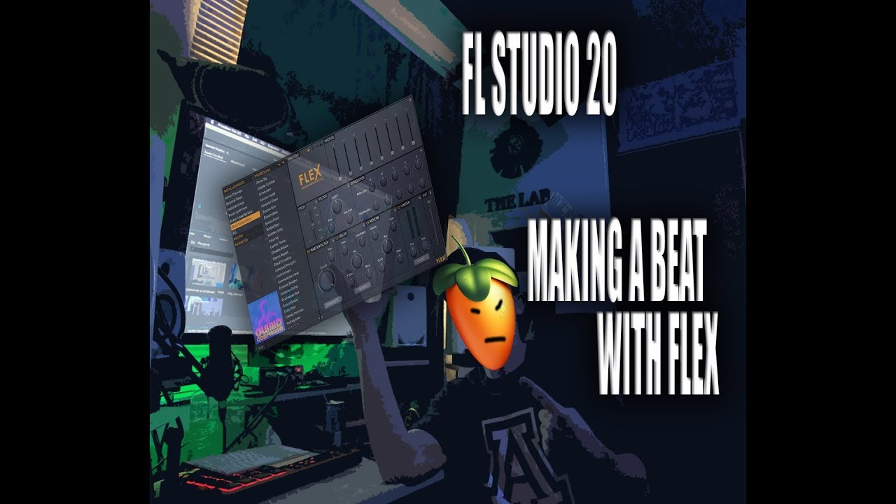 FL Studio FLEX (Cookin up with FL FLEX) First look and Thoughts FLEX VST