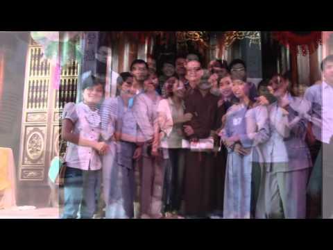 THẦY THIÊN ÂN Tại Chùa BÙI LÂM - Thôn Đống - Xã Cao Viên - Thanh Oai - Hà Nội