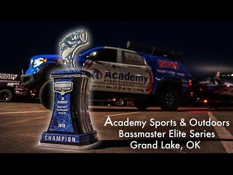 2018 Grand Lake - Elite Series #2 | Wheeler Fishing Episode 8