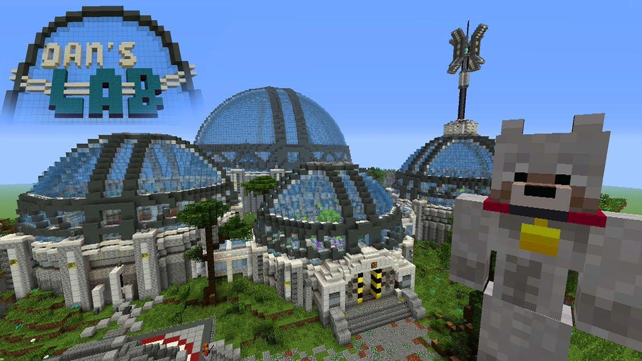 Dantdm Lab Minecraft Mod – Billy Knight