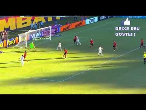 Vitória 3 x 2 Corinthians Brasileirão gols