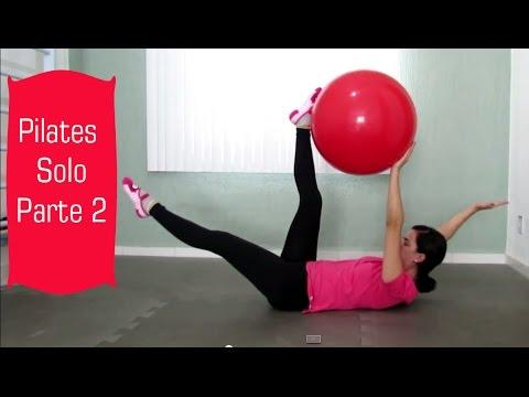 Pilates Solo - Parte 2
