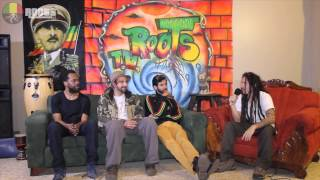 Programa 5 Roots Tv Costa Rica con Moonlight Dub