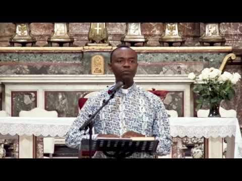 Effusion de l'Esprit, Effusion de l'amour - Mgr Emmanuel Dassi