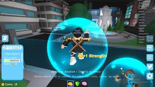 Roblox Super Hero City Review