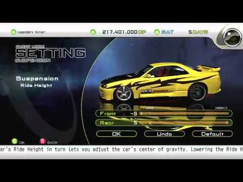 Import Tuner Challenge Xbox 360 Trailer Hd Youtube