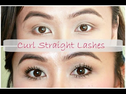 Mascara Routine for Short Straight Lashes | Dramatic Volume & Curls | TiTi's Corner