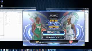 NBA 2KPC Online Data Updates Workaround - NBA 2K Tutorial