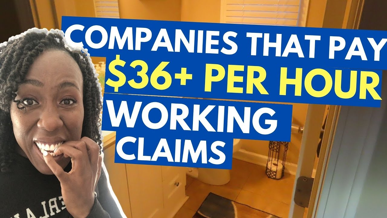 Insurance Adjuster Salary 💰💵 (Updated Fall '19) - YouTube