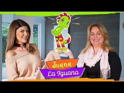 Juana la iguana en Familia Perfecta