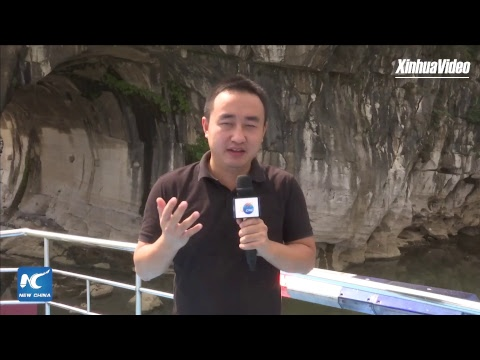 """LIVE: Protecting Lijiang River in China's """"most beautiful city"""""""