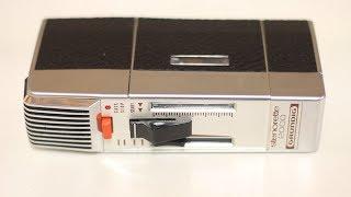 """Repairing Grundig  """"Stenorette""""  Dictaphones / Dictation Machines"""